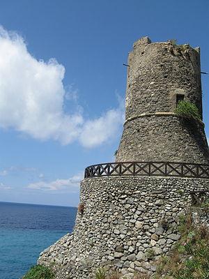 Bagnara Calabra - Roger's Tower