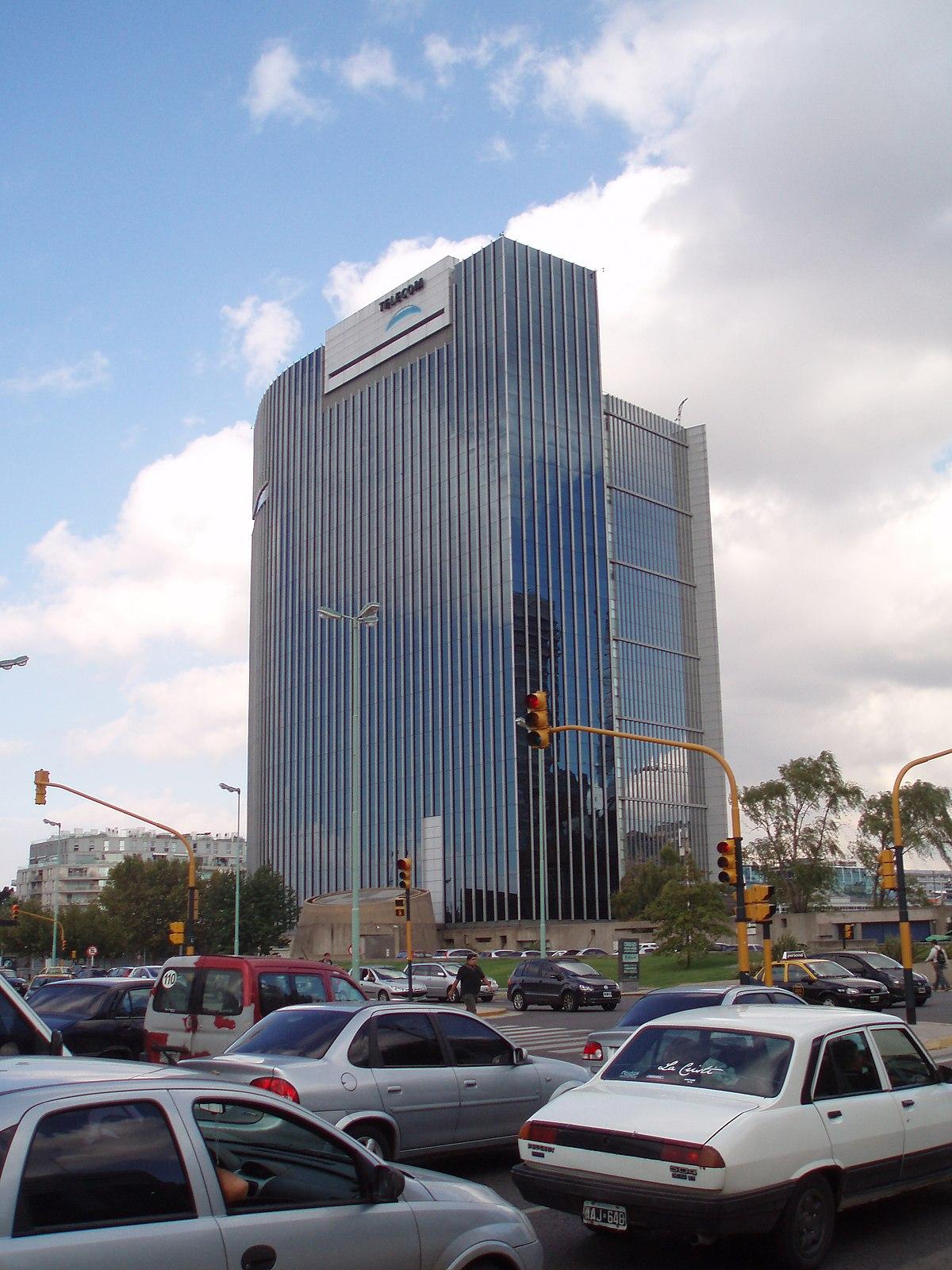 Edificio Telecom Wikipedia La Enciclopedia Libre