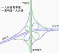 Tosu Jct Plan-1987 ja.png