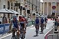 Tour d'Espagne - stage 1 - quick step team.jpg