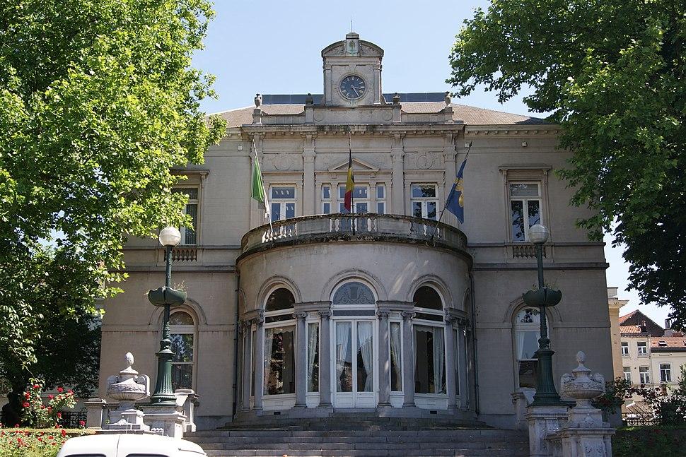 Town Hall Ixelles 1