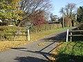 Track to Lathwells Farm - geograph.org.uk - 605284.jpg