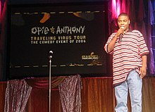 Tracy Morgan Tour Schedule