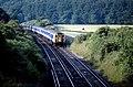 Train near Buriton - geograph.org.uk - 375106.jpg
