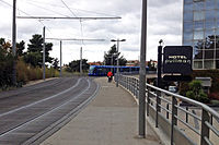 Tram Montpellier 11 2013 Line 1 711.JPG