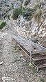 Tratta della monorotaia abbandonata sul Monte consolino nel 2015 ( foto di agosto 2020).jpg
