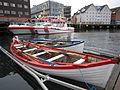 Trebåter og redningsskøyter i Tromsø havn.jpg