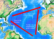 Triangular trade - Wikipedia, the free encyclopedia