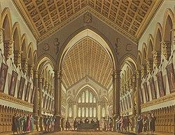Tribunale del Podestà - Set design for 'La Gazza ladra' by Gioacchino Rossini, 1817 (cropped).jpg
