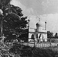 Tropenmuseum Royal Tropical Institute Objectnumber 20006986 Moskee langs het Pad van Wanica in de.jpg