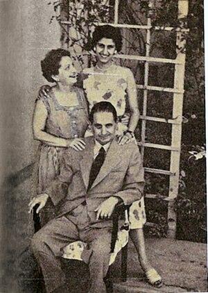 George Tsimbidaros-Fteris - Image: Tsimbidaros family