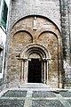 Tui, catedral, S. Epitacio, portada setentrional románica.jpg