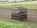 Turfs ready for transport - geograph.org.uk - 1461590.jpg