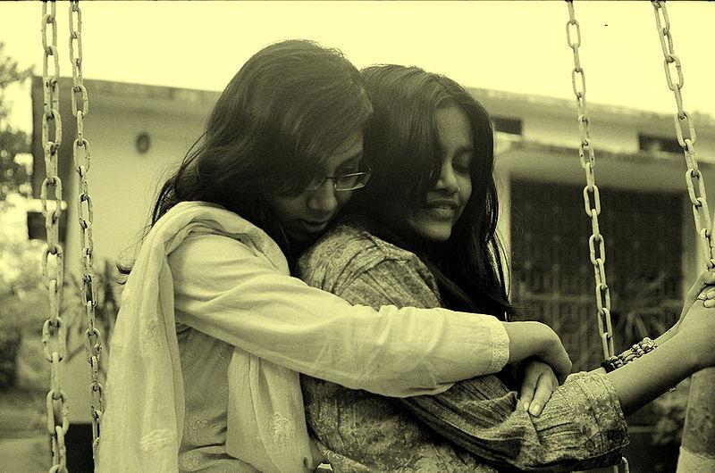 File:Two Bangladeshi women (7694413498).jpg