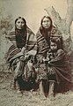 Two Comanche women and a small child.jpg