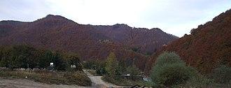 Beskid Sądecki - Autumn in the Beskid Sądecki