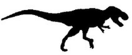 Tyrannosaurus silhouette.jpg