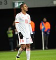UEFA EURO qualifiers Sweden vs Spain 20191015 Thiago Alcantara 11.jpg