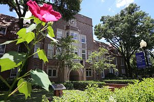 University of Florida College of Education - Norman Hall, Spring 2016