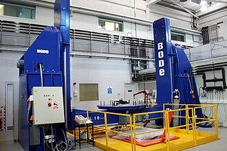 UK Astronomy Technology Centre - Image: UK ATC lab 1