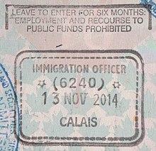 Visa policy of the United Kingdom - Wikipedia