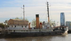 USCGC Lilac April 2017