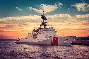 USCGC Stratton - Image: USCGC Stratton San Diego