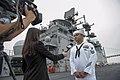 USS America Hosts Media Day During LA Fleet Week 2016 160901-N-MZ309-061.jpg