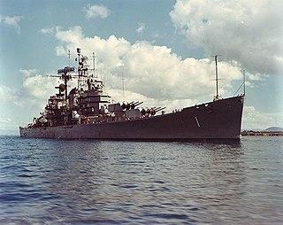 USS <i>Boston</i> (CA-69) American guided missile cruiser