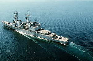 USS Conolly (DD-979) port quarter off Haiti 1993.jpg