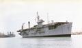 USS Croatan CV-25 as Aviation Transport USNS (T-AKV 43) May 1967.png
