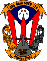 USS Ohio SSBN-726 Crest.png