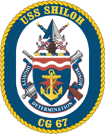Crest of USS Shiloh