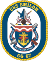 USS Shiloh CG-67 Crest.png
