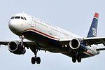 US Airways, Airbus A321-231, N538UW - PDX (17978735494).jpg