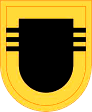 4th Brigade Combat Team (Airborne), 25th Infantry Division - Image: US Army 3rd Bn 509th Inf Reg Flash