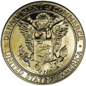 Department of Commerce Silver Medal - Image: US Dept of Commerce Silver Medal