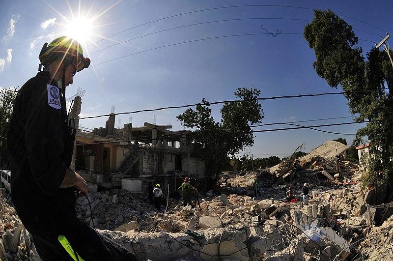 Earthquake Search Team