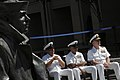 US Navy 080624-N-9818V-089 Master Chief Petty Officer of the Navy (MCPON) Joe R. Campa Jr. participates in the retirement ceremony for Force Master Chief Dave Pennington held at the Navy Memorial.jpg