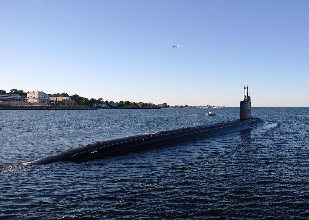 wiki virginia class submarine
