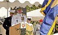 US Navy 101006-N-6138K-095 Adm. Mark Fitzgerald speaks during the U.S. Naval Forces Europe-Africa change of command ceremony at Allied Joint Forces.jpg