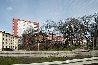 NU Hospital Group - Image: Uddevalla sjukhus
