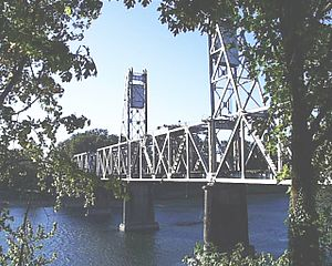 Union Street Railroad Bridge, Salem, Oregon, U...