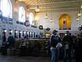 Union Station New Haven back entrance lobby.jpg