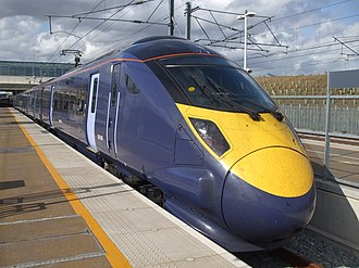"Thanet District - Thanet is now linked to London by high-speed ""Javelin"" trains."