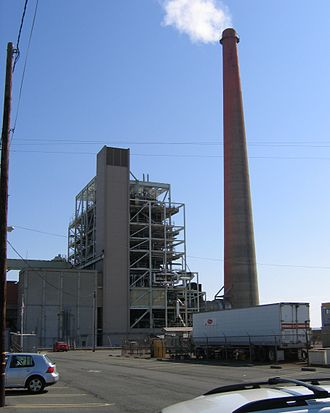 GenOn Energy Holdings - Unit 3 of Mirant's Potrero Generating Station in San Francisco.