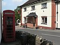 Uplyme, telephone box - geograph.org.uk - 983284.jpg