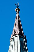 Uranienborg kirke 2011 spear.jpg