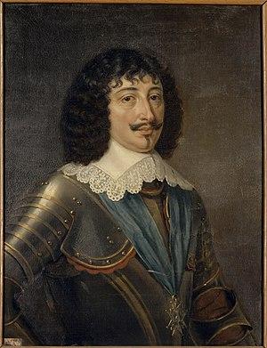 Urbain de Maillé-Brézé - Urbain de Maillé, marquis de Brézé, marshal of France (° 1597 - † 1650)