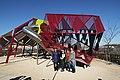 Usera estrena la rehabilitación de la plaza de la Asociación en Orcasitas y una nueva área infantil en San Fermín 01.jpg